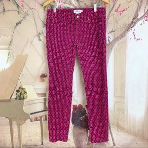 Vineyard Vines Anchor Corduroy Pink Pants